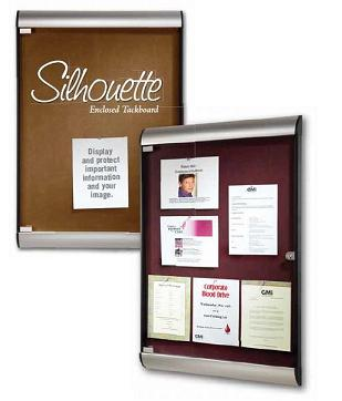 silh2040x-silhouette-enclosed-board-w-flair-performance-fabric-tackboard