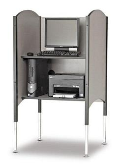 02385-kiosk-with-printer-shelf-and-cpu-holder
