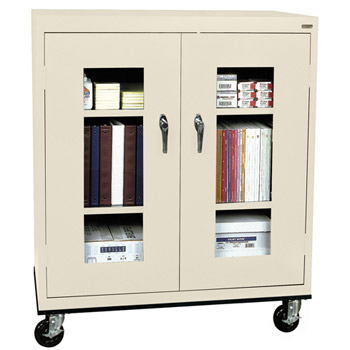clear-view-counter-height-mobile-cabinet