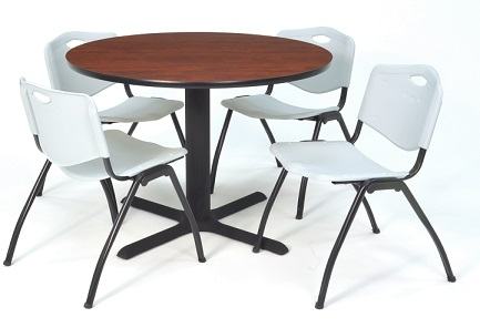 cain-base-cafe-table-and-four-m-stacker-4700-chairs-by-regency