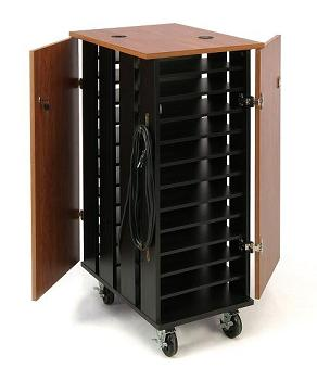 oksound-tablet-charging-cart