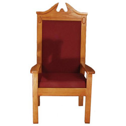 tpc296c-traditional-style-center-pulpit-chair-with-fabric-seat-and-back