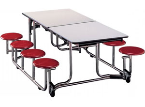 uf084-uniframe-rectangular-stool-cafeteria-table-8-l-with-8-stools