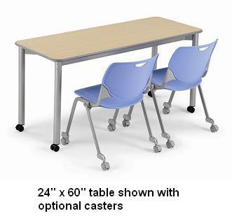 xl2460-uxl-training-table-60-x-24