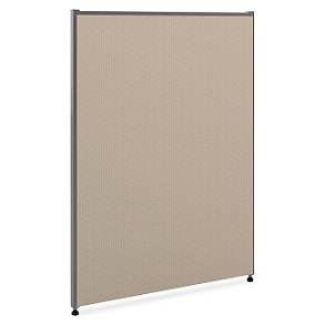 hon verse office panel 60 w x 42 h bsxp4260gygy