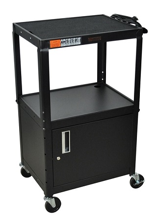 w42ace-metal-utility-cart-w-cabinet-electrical-assembly