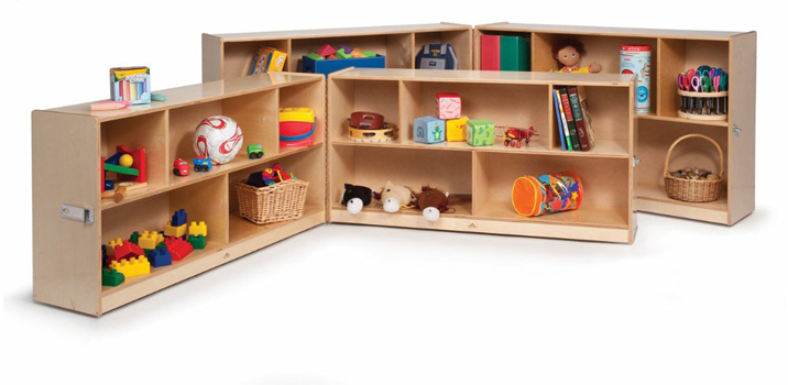All Fold Roll Storage Cabinets By Whitney Brothers Options