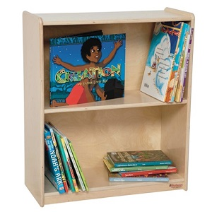 wd15900aj-small-bookcase-w-adjustable-shelves