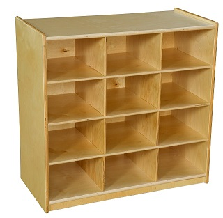 wd16129-12-cubby-storage-unit