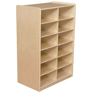 wd18269-5-letter-tray-mobile-storage-unit