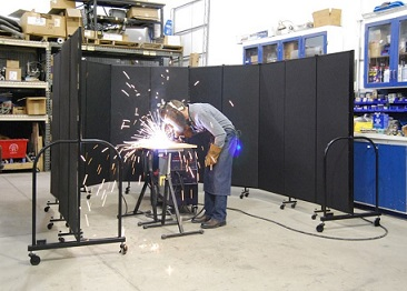 fsl609-wx-portable-welding-screen