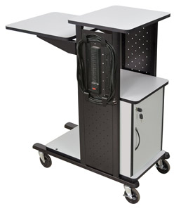 wps4brce-black-frame-gray-shelves-hd-presentation-station-w-cabinet