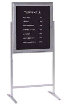 zpa13630b-satin-aluminum-sentry-message-center