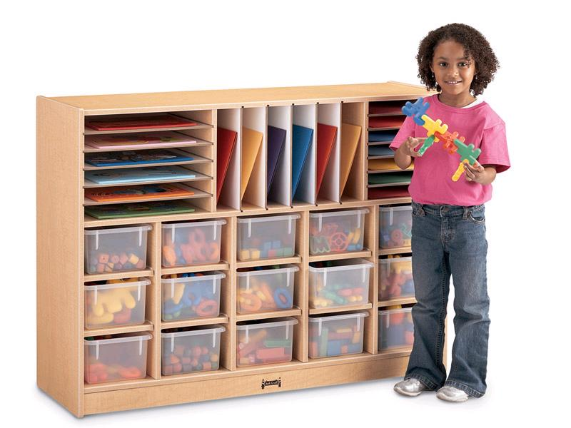 04160jc011-maplewave-sectional-mobile-cubbie-w-trays