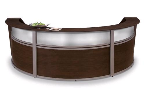 Marque Reception Stations w/Plexi Front by OFM
