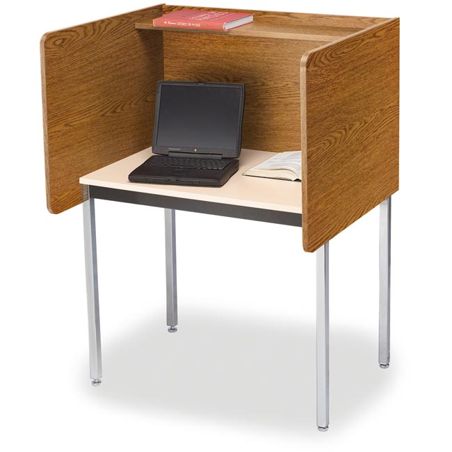 Maximum Privacy Study Carrel by Smith Carrel