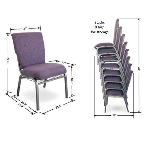Chairs For Churches mccourt auditorium padded stack chair - 105x0 | wooden and metal