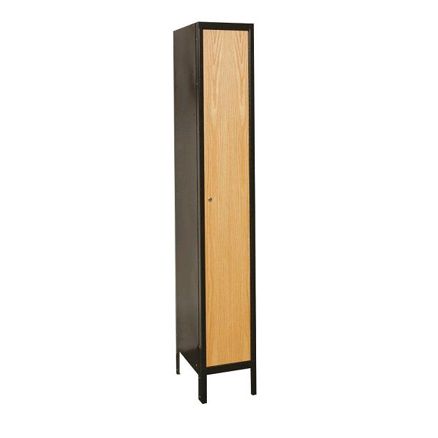 uw1588-1a-mew-metal-wood-hybrid-single-tier-1-wide-locker-assembled-15-w-x-18-d-x-72-h