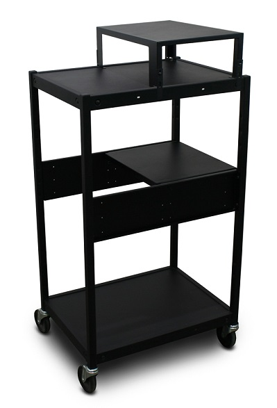spartan-series-media-projector-carts-w-expansion-shelf-by-marvel