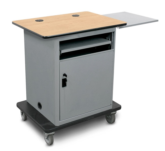 mvib3022-vizion-instructor-series-av-cart-w-fixed-ht-shelf