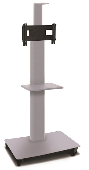 mvpfs3255-c-vizion-mobile-flat-panel-tv-stand-w-camera-equipment-shelf-55-h-for-26-32-tv