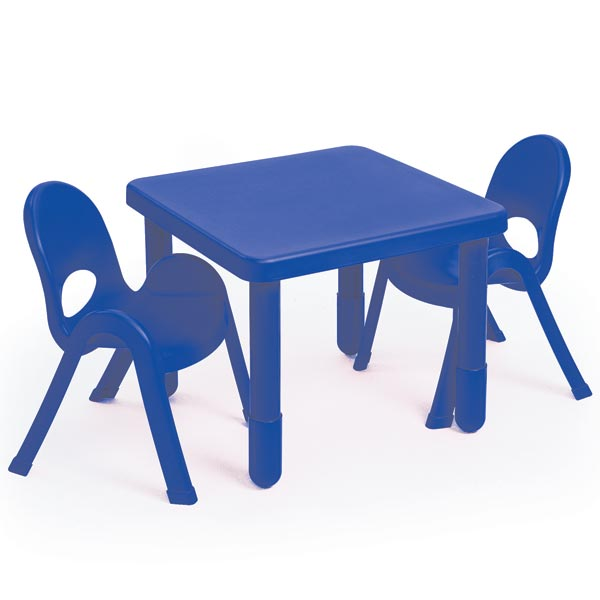 Myvalue Set 2 Preschool Matching Table And Chairs by Angeles AB715202 - Stock #14369  sc 1 st  Worthington Direct & Myvalue Set 2 Preschool Matching Table And Chairs