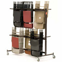 Click here for more Folding Chair Caddies, Trucks and Dollies by Worthington