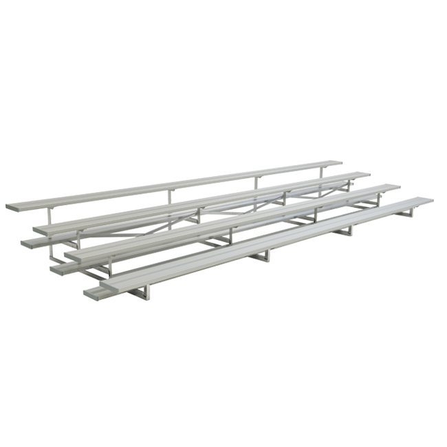 nb-0421alrstd-4-row-low-rise-bleacher-standard-single-foot-plank-56-seats
