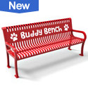 Click to see new customizable Buddy Bench with arms