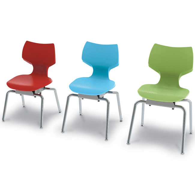 """Smith System Flavors Noodle Stack Chair 18"""" H"""
