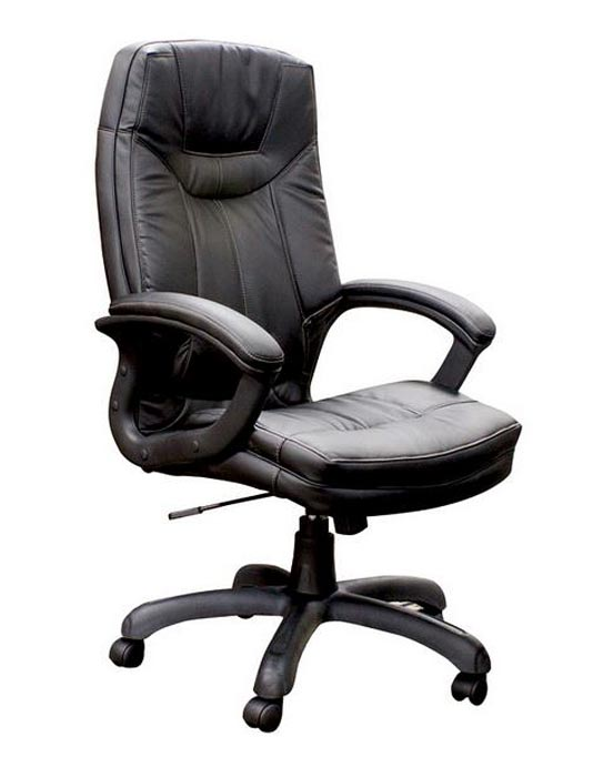 Office Leather Chairs Executive High Back