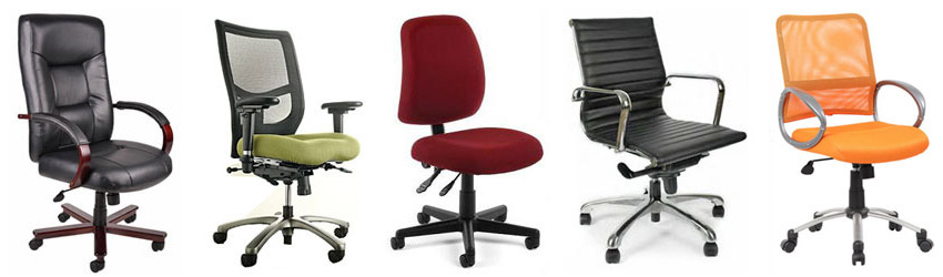 Learn about all Office Chair styles and designs