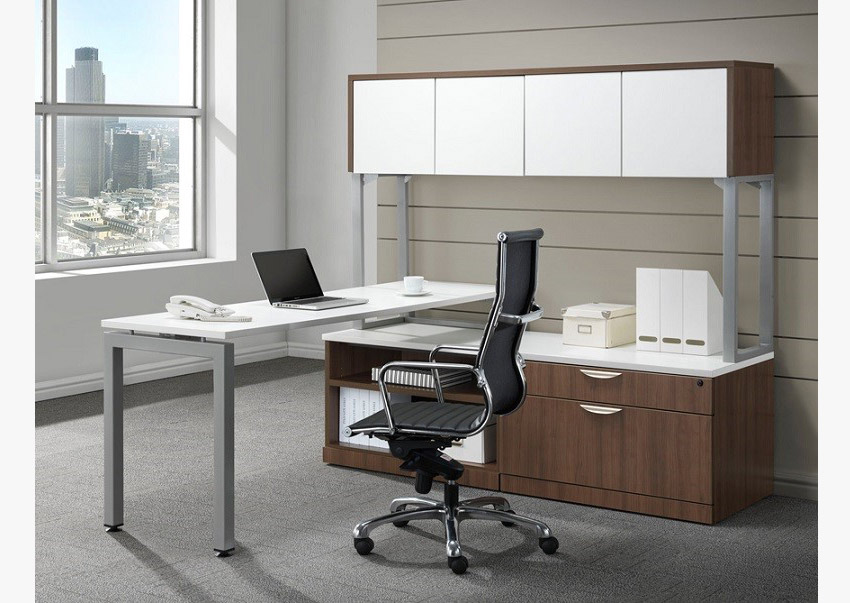Modern Office Desk Designs and Trends