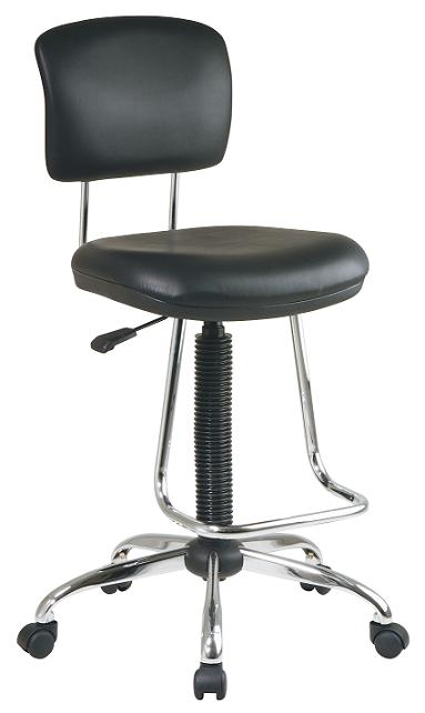 dc420v-3-vinyl-drafting-stool