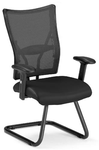 595l-leather-mesh-back-guest-conference-chair
