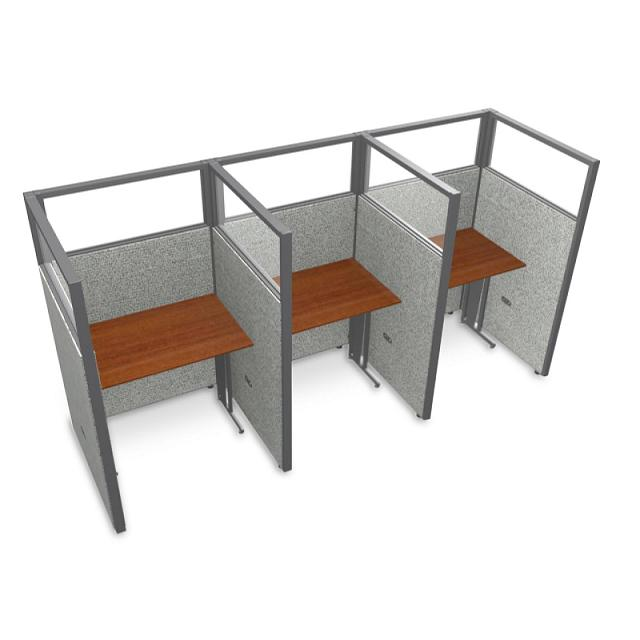 t1x36337v-rize-series-privacy-station-1x3-configuration-w-full-vinyl-63-h-panel-3-w-desk