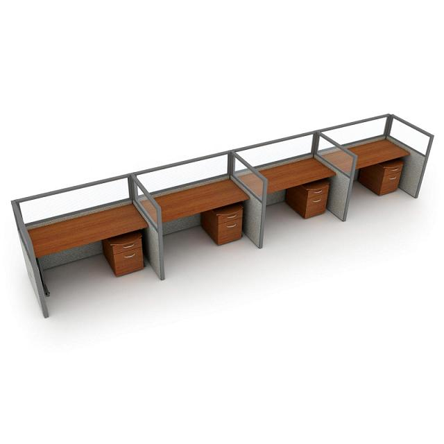 t1x44760v-rize-series-privacy-station-1x4-configuration-w-full-vinyl-47-h-panel-5-w-desk
