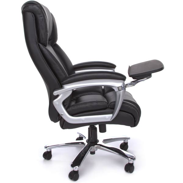 Big And Tall Desk Chairs Harwick Big And Tall Leather Office