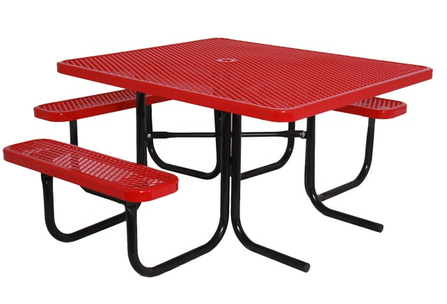 p358h-ev-budget-saver-square-ada-outdoor-picnic-table