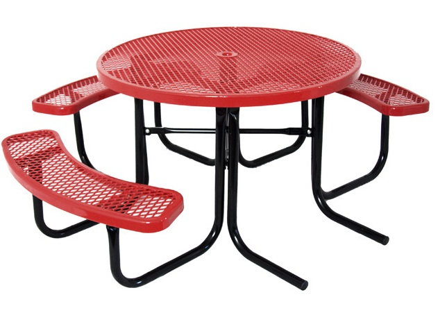 p358h-rdev-budget-saver-round-ada-outdoor-picnic-table