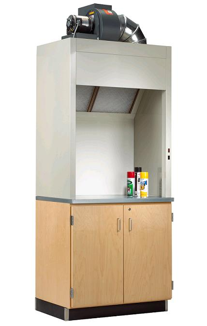 8200m-painting-hood-cabinet-system