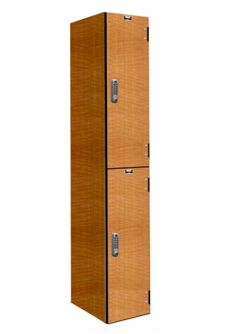 phl1282-2a-e-phenolic-double-tier-1-wide-locker-electronic-lock