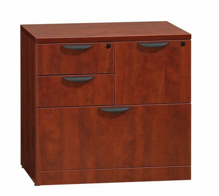 Ndi Office Furniture Combo File Cabinet Pl114 File Cabinets Worthington Direct