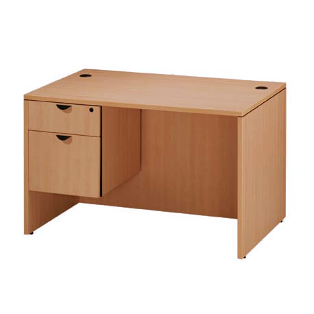 single-pedestal-office-desk