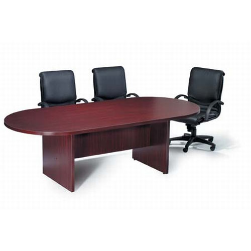 Ndi Office Furniture Racetrack Conference Table 95 L Pl136 Conference Tables