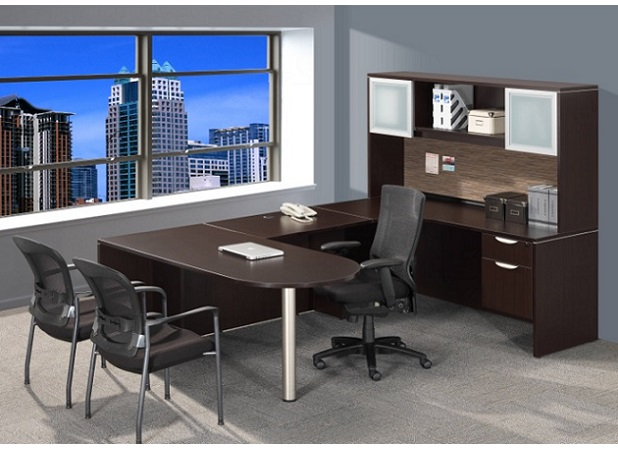 Ndi Office Furniture Pl16 Classic Series U Shaped Desk Suite Pl16 U Shaped Desks
