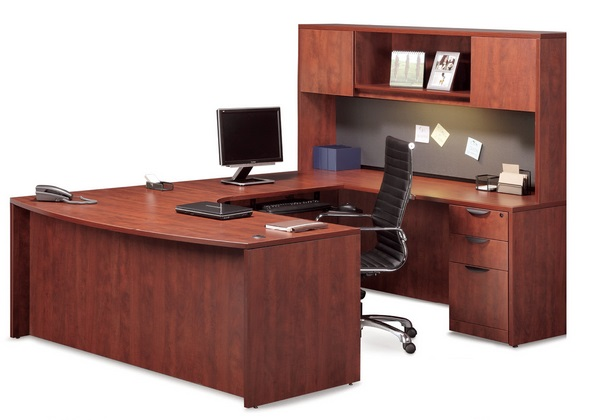 Ndi Office Furniture Executive Bow Front Office Suite Pl20 Pl175 Office Suites Worthington