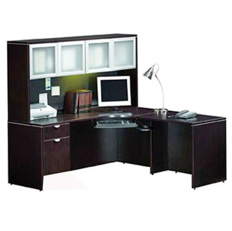 Pl25 Executive L Shaped Desk