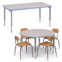 Click here for more Planner Series Tables by Smith System by Worthington