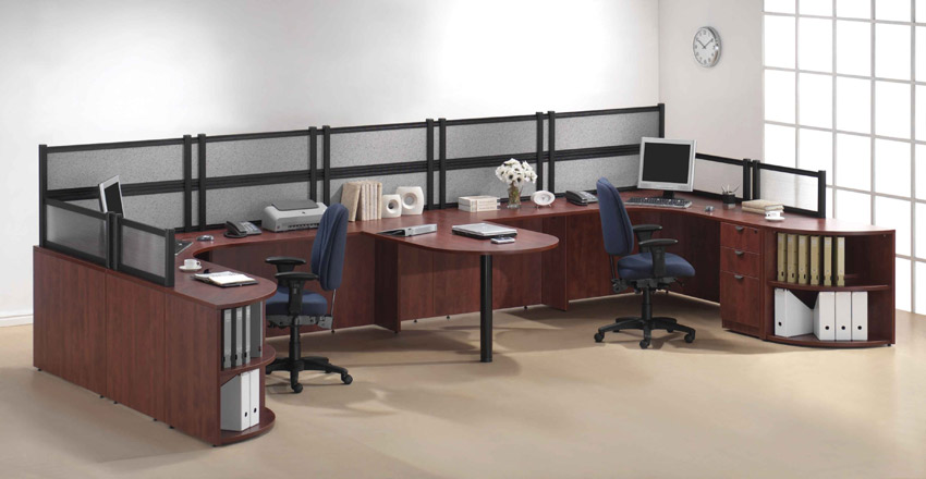 Ndi Office Furniture Cubicle Suite Plb01 Cubicles